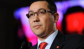 Victor Ponta, politico della Romania