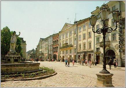 architettura ucraina