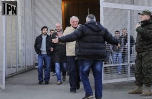 prigionieri politici georgia