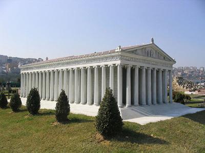 http://en.wikipedia.org/wiki/Temple_of_Artemis