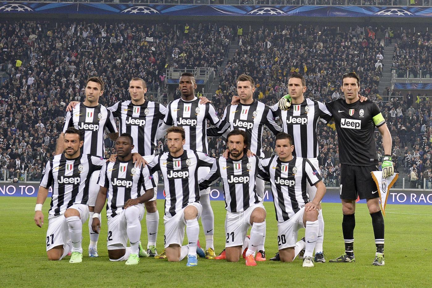 Juventus vs. Bayern Monaco