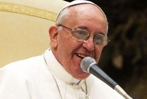 papa francesco aprile 2013