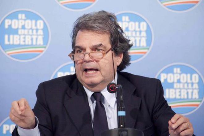 Il capogruppo alla Camera di Fi Renato Brunetta attacca proposta di Renzi di abolire Imu