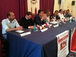 cgil confronto candidati sindaci barletta elezioni comunali amministrative