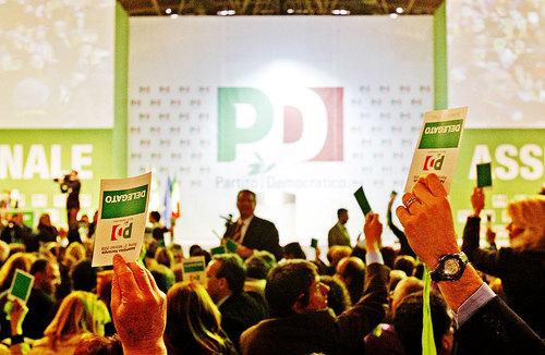 congresso pd partito democratico