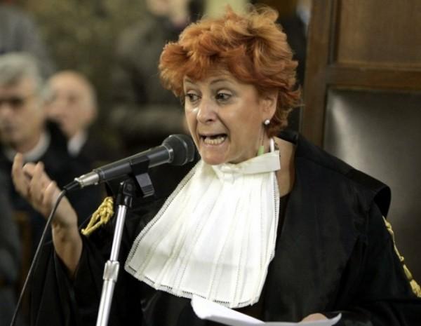 ilda boccassini tribunale berlusconi ruby prostituzione