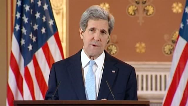 John Kerry italia 2 giugno