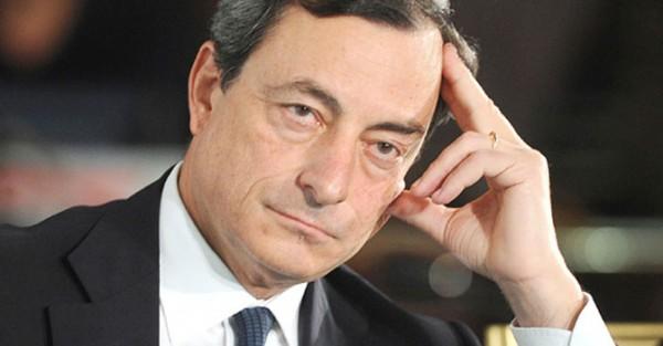 mario draghi presidente banca centrale europea