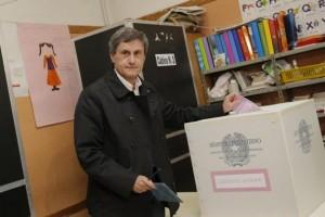 Gianni Alemanno, sindaco uscente di Roma