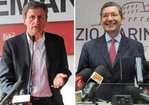 roma ballottaggio alemanno marino marchini de vito elezioni amministrative