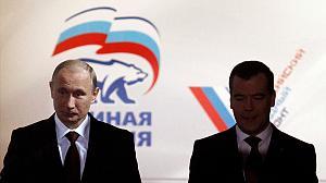 russia unita elezioni regionali medvedev putin