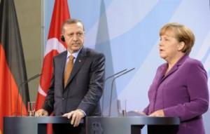 turchia erdogan merkel europa unione europea
