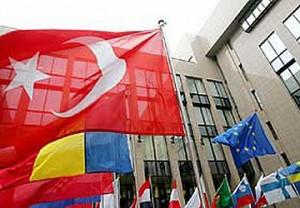 turchia europa bandiera