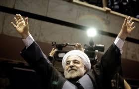 Rohani nuovo presidente Iran