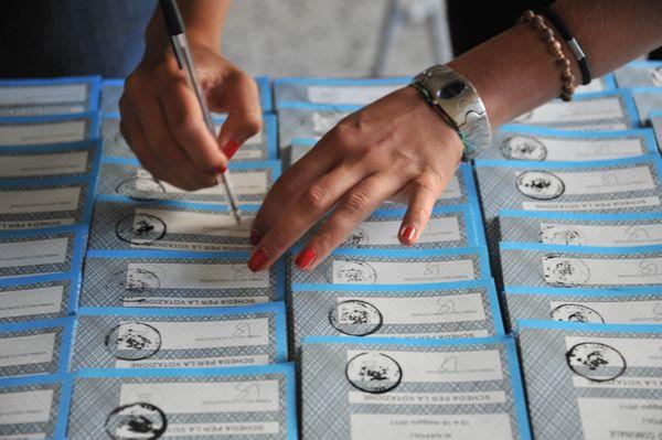 turno di ballottaggi elezioni amministrative