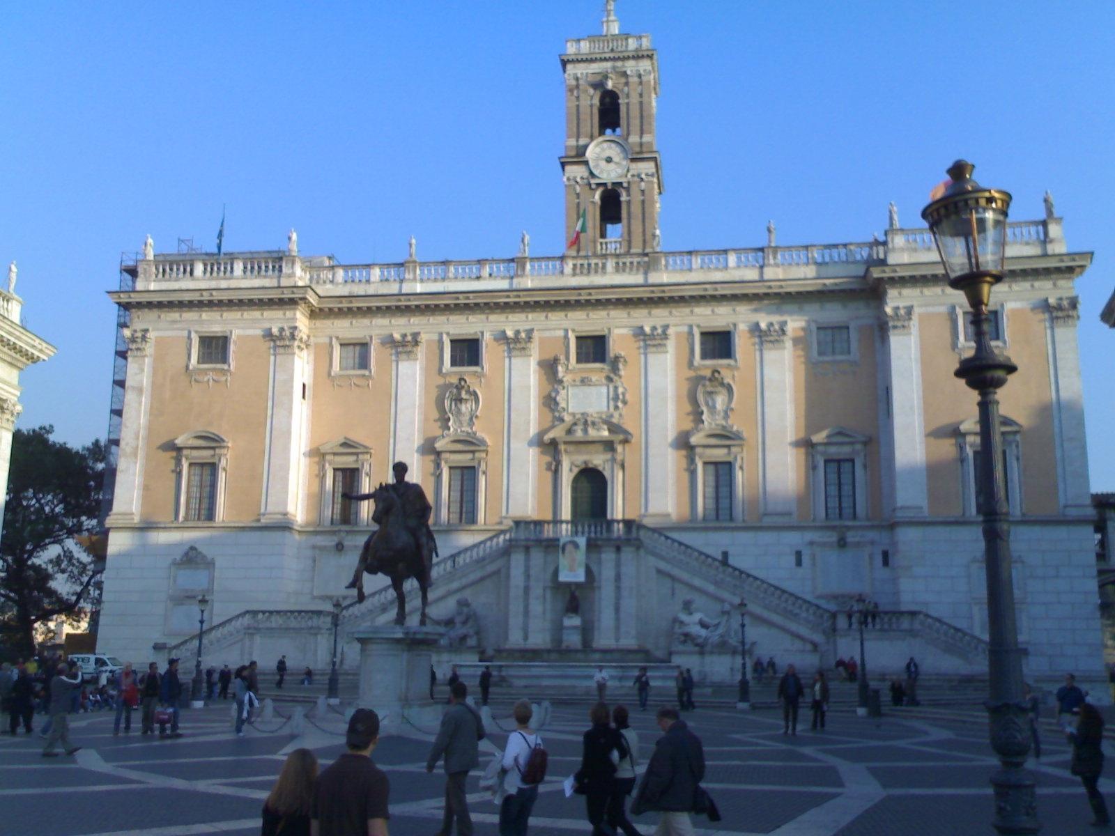 Sondaggio roma for Sede senato italiano