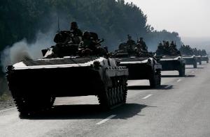 nord caucaso scontri