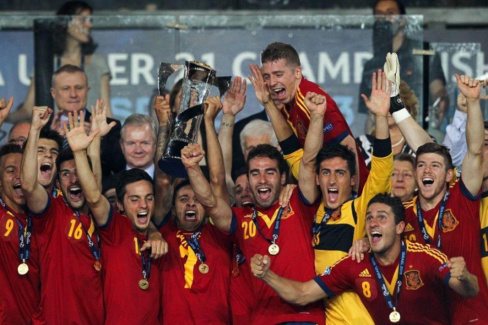 spagna batte italia finale europeo under 21