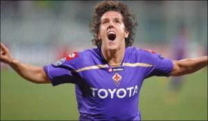 Jovetic ai tempi della Fiorentina