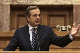 Il premier greco Samaras