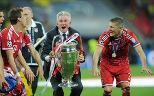 Heynckes e la Champions League 2012-13