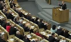 Putin alla Duma