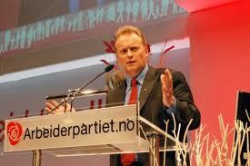 Raymond Johansen, segretario del Partito Laburista norvegese