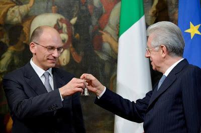 berlusconi letta monti costante instabilita governi italiani Berlusconi? Nessun complotto.