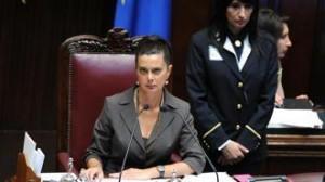 boldrini presidente camera seduta fiume causa ostruzionismo