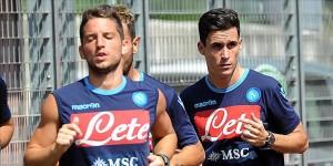 Mertens e Callejon, due dei nuovi arrivi del Napoli 2013-14