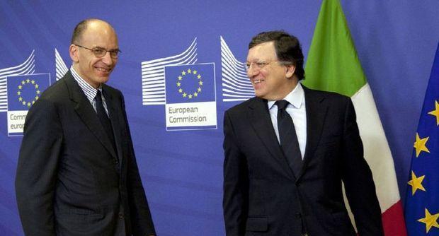 commissione europea letta barroso