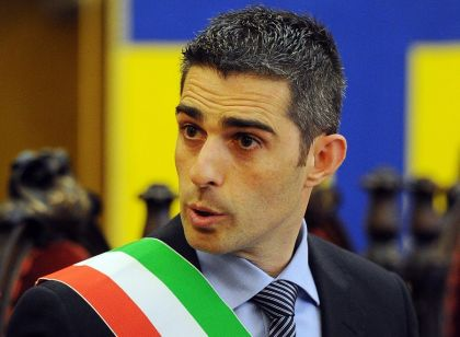 federico pizzarotti, sindaco parma movimento 5 stelle