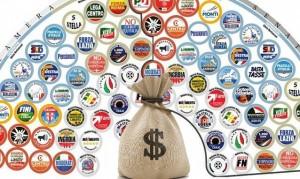 finanziamento ai partiti