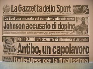 gazzetta dello sport doping