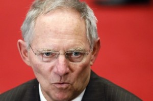 ministro finanze tedesco schauble