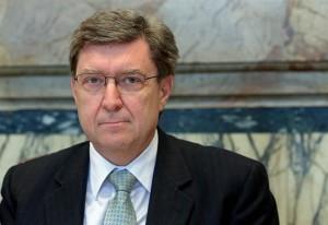 Il ministro del Welfare Enrico Giovannini