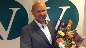 Trond Enger, segretario del Partito Liberale norvegese