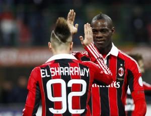 Balotelli ed El Shaarawy, i grandi assenti nell'attacco del Milan