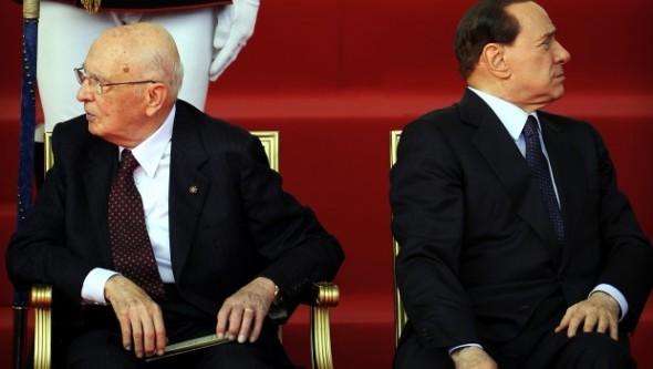 berlusconi grazia dimissioni pdl
