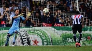Il tragicomico cucchiaio con cui il brasiliano Maicosuel consegnò la vittoria finale al Braga nei play-off della passata stagione, provocando la seconda eliminazione consecutiva ai preliminari per l'Udinese