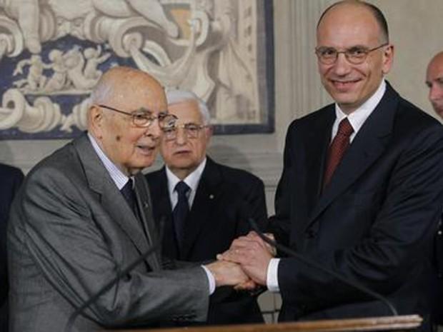 Letta Napolitano procedimento legislativo