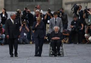 merkel visita campo nazista a dachau