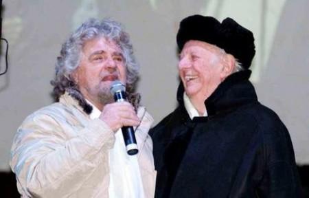 Dario Fo Beppe Grillo