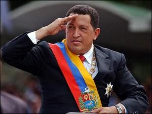 L'ex Presidente venezuelano, Hugo Chàvez