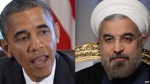 Obama e Rohani