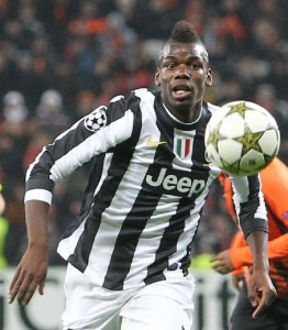 Pogba, match winner nel derby d'andata