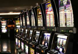 azzardo slot machine gioco d'azzardo