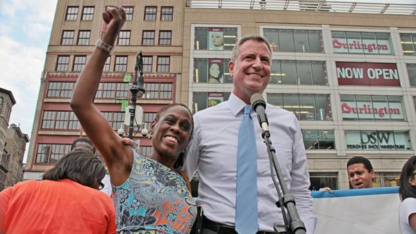 bill de blasio sindaco new york