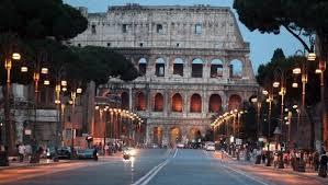 Roma, via dei Fori Imperiali