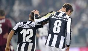 """Giovinco e Marchisio, i """"canterani"""" bianconeri probabili titolari nel derby"""